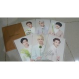 EXO - NATURE REPUBLIC Postcard Set